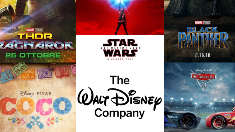 Presentato il listino diThe Walt Disney Company Italiacon le novità in uscita nei prossimi mesi, dai Pixar Cars 3 e Coco ai Marvel Thor: Ragnarok e Black Panther fino all'attesissimo […]