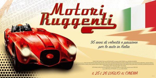 In attesa del nuovo gioiello Disney Pixar Cars 3, ecco Motori ruggenti, il docu-film di Marco Spagnoli sulla passione per le automobili, al cinema solo il 25 e il 26 […]