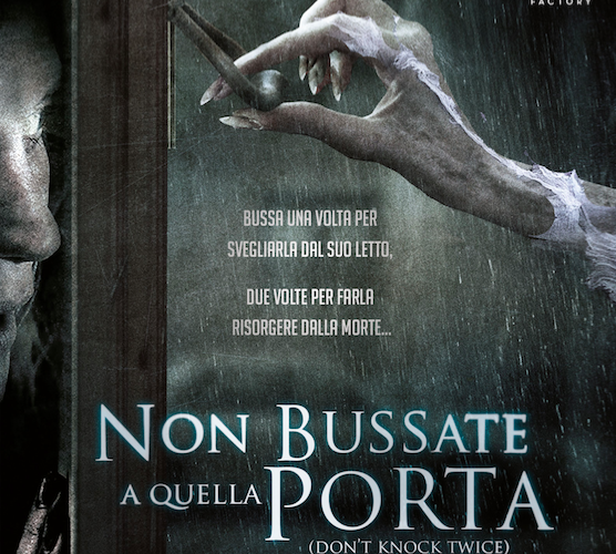 """Non bussare a quella porta"" (in originale ""Don't Knock Twice"") è un horror sovrannaturale del 2017 diretto da Caradog W. James e scritto da Mark Huckerby e Nick Ostler. Jess […]"