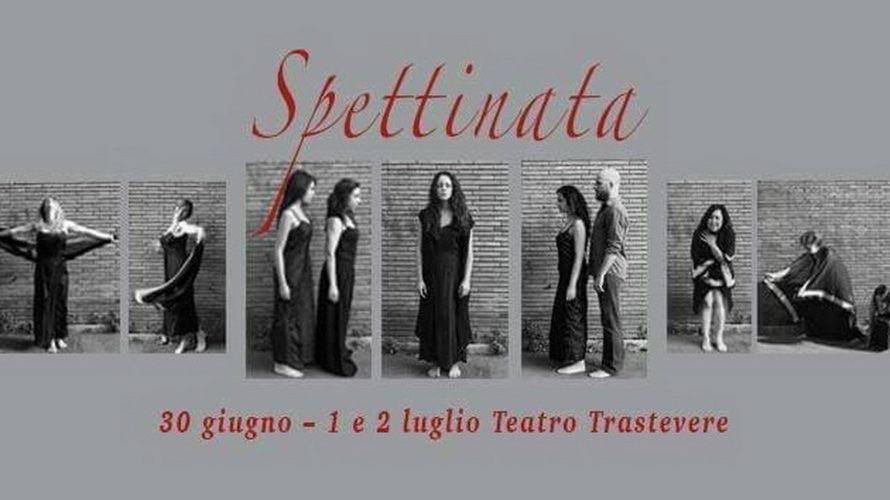 """Lo spettacolo Spettinata è il buon auspicio di Emanuele Bilotta per tutte le donne maltrattate, violentate, derise. Uomini, ogni tanto ditelo un""""ci dispiace""""! Uno spettacolo che arriva nella pancia Spettinata,un […]"""