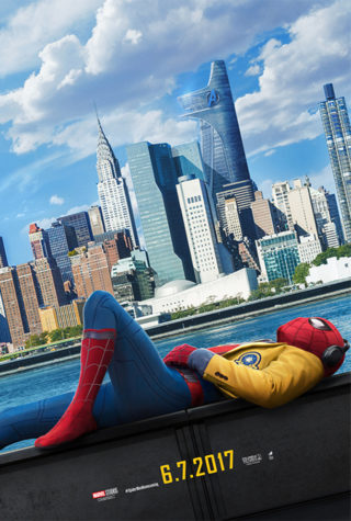 Spider-Man׃ Homecoming