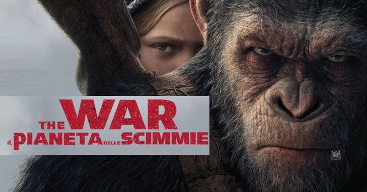 Esce in tutto il mondo The War – Il pianeta delle scimmie, terzo e conclusivo capitolo della trilogia. Un film spiazzante, in cui prevale l'introspezione psicologica piuttosto che le battaglie, […]