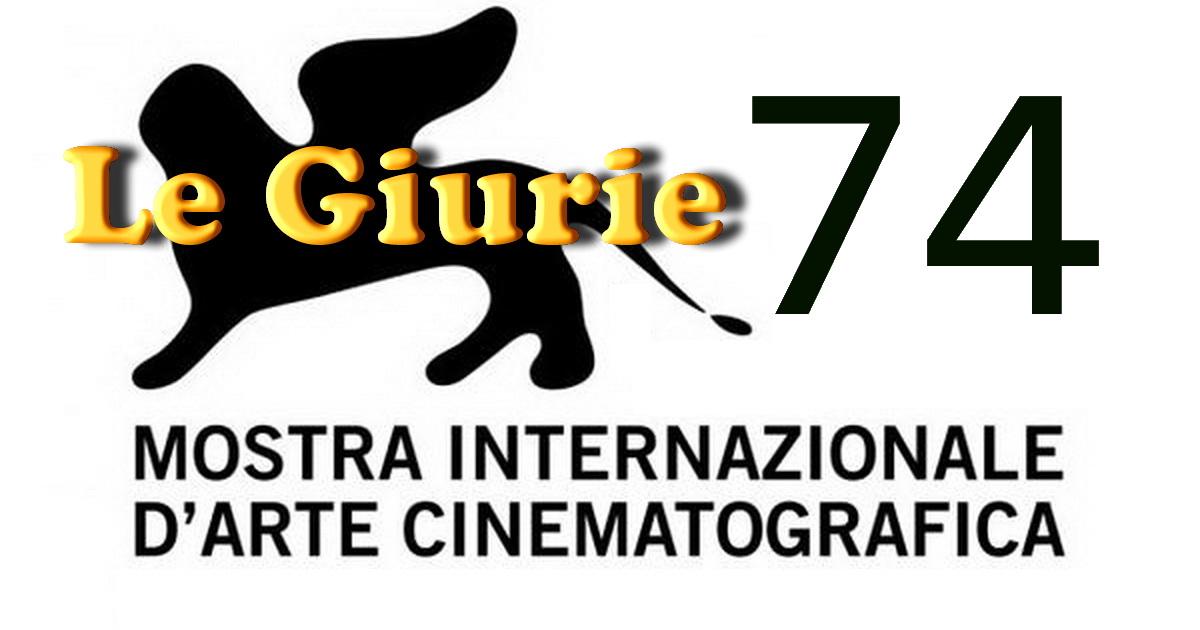 Venezia 74 - Le giurie
