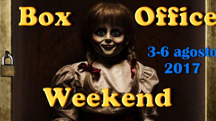 Primo appuntamento diagosto con la rubrica Box Office Weekend e gli incassi del fine settimana al cinema:irrompe in testa il buon horror con Annabelle 2: Creation che, dopo un mese, […]