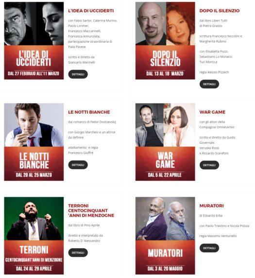 Teatro Ghione 2017-18 3