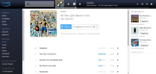 Amazon Music Unlimited 3