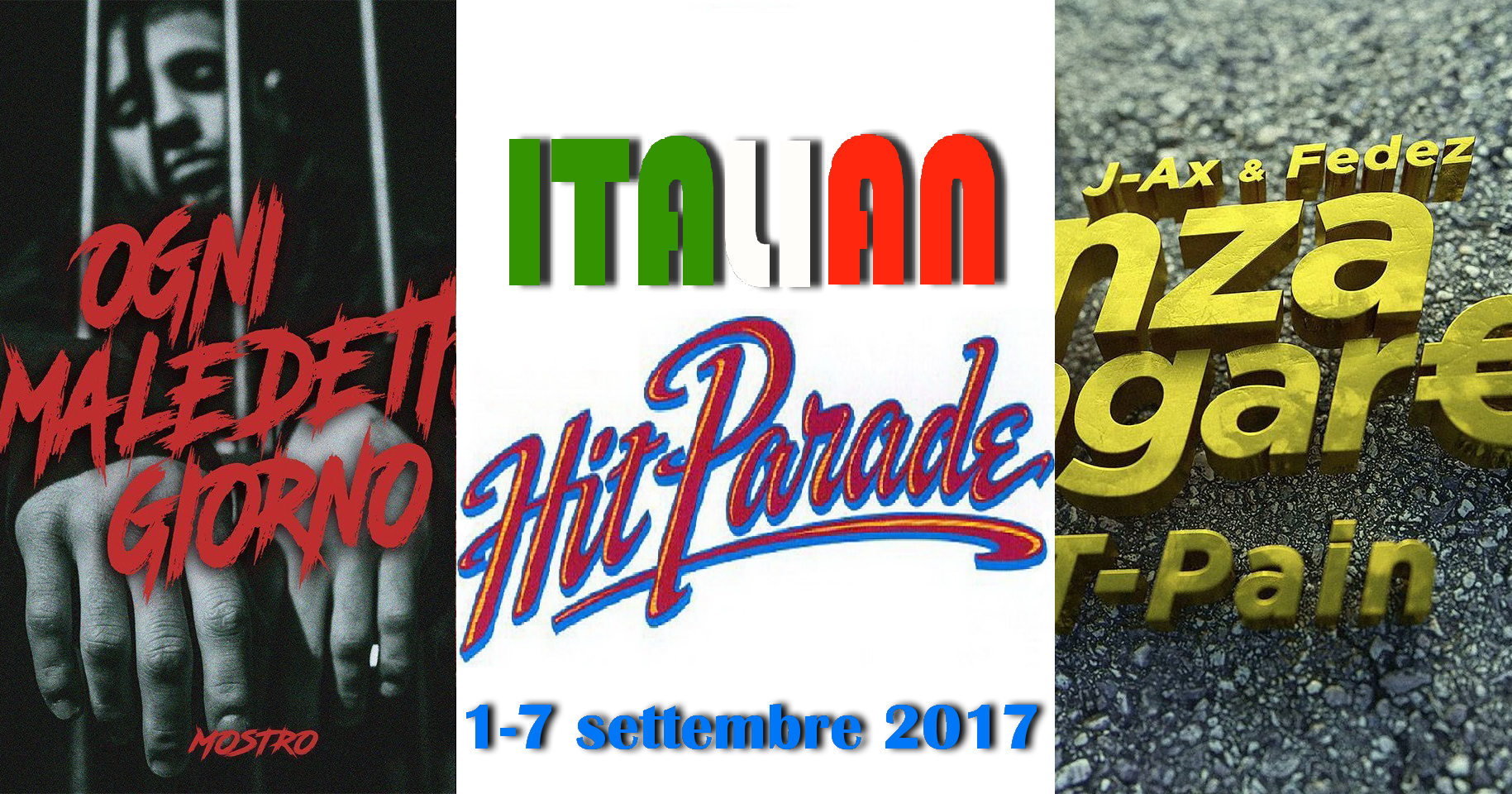 Hit Parade 08-09-17 Mostro