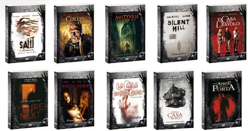 Dal 25 ottobre arrivano in Home Video 10 film cult dei più grandi maestri dell'orrore. I capolavori del brivido di Wes Craven, James Wan, Rob Zombie e molti altri saranno […]