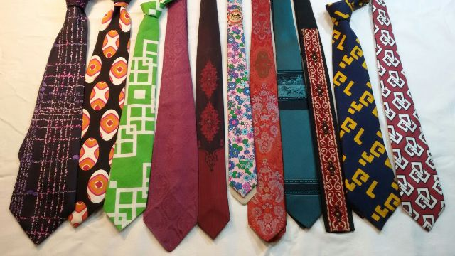 il cravattaio stravagante