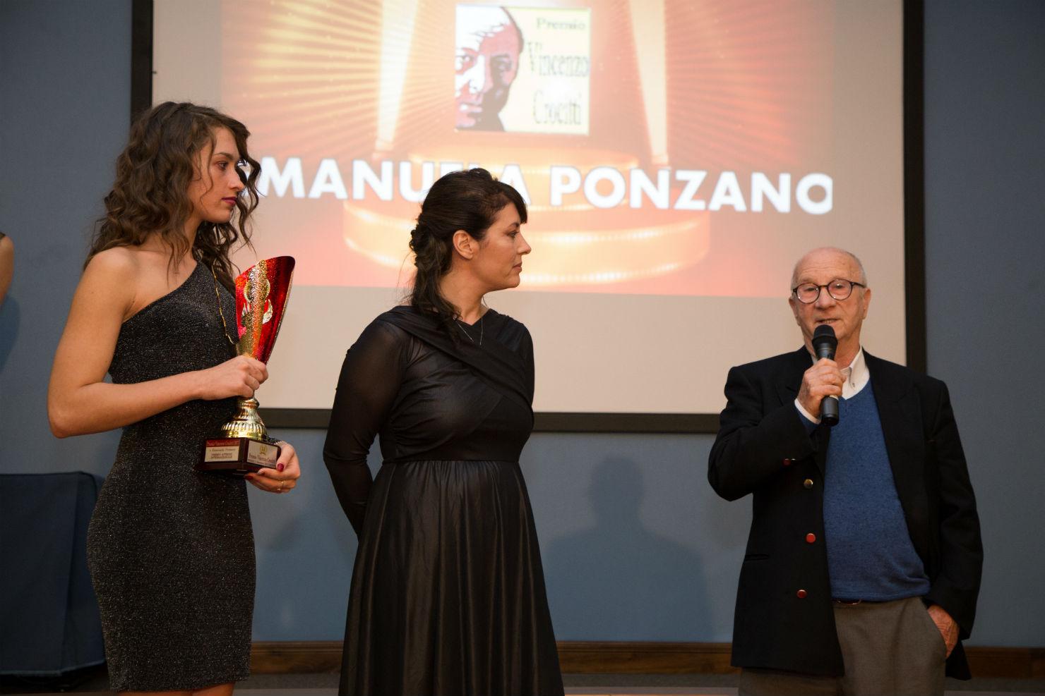 Emanuela Ponzano vince il Premio Vincenzo Crocitti – Primo