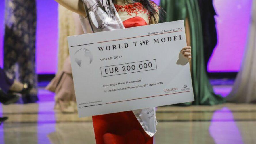 Nella splendida cornice natalizia e a tratti innevata del Corinthia Hotel di Budapest si è svolta nella serata di mercoledì 20 dicembre, la Finale Mondiale di World Top Model. A […]