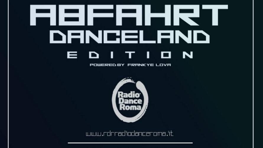 Un nuovo spazio dedicato alla musica elettronica di qualità irrompe nel web: Abfahrt Danceland Edition, il nuovo mixshow in onda su RDR, Radio Dance Roma, dal 12 gennaio 2018 in […]
