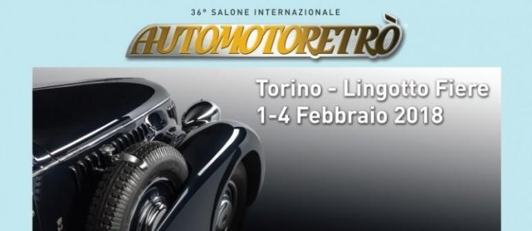 Automotoretrò, il ritorno! Dunque ci siamo, mancano davvero poche ore alla nuova Edizione 2018 della grande festa dei motori d'epoca, che si terrà dal 1 al 4 Febbraio, al Lingotto […]