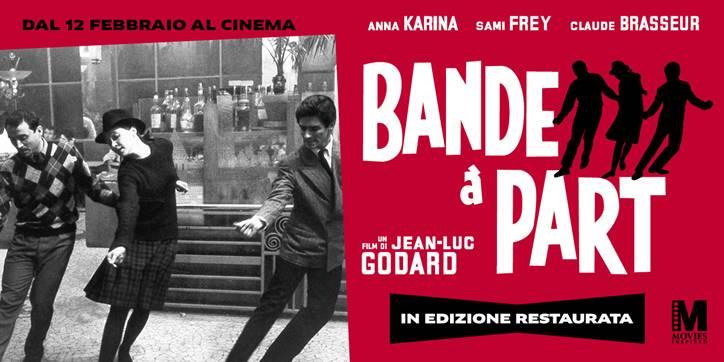Interpretato da Anna Karina, Sami Frey e Claude Brasseur, arriva per la prima volta al cinema in Italia – a partire dal 12 Febbraio 2018, distribuito da Movies Inspired in […]