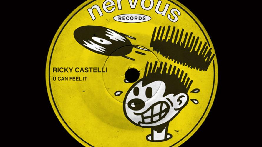 """Venerdì 23 febbraio 2018 esce """"U Can Feel It"""", il nuovo singolo del dj e produttore italiano Ricky Castelli, che con questa traccia fa il suo debutto ufficiale su Nervous […]"""