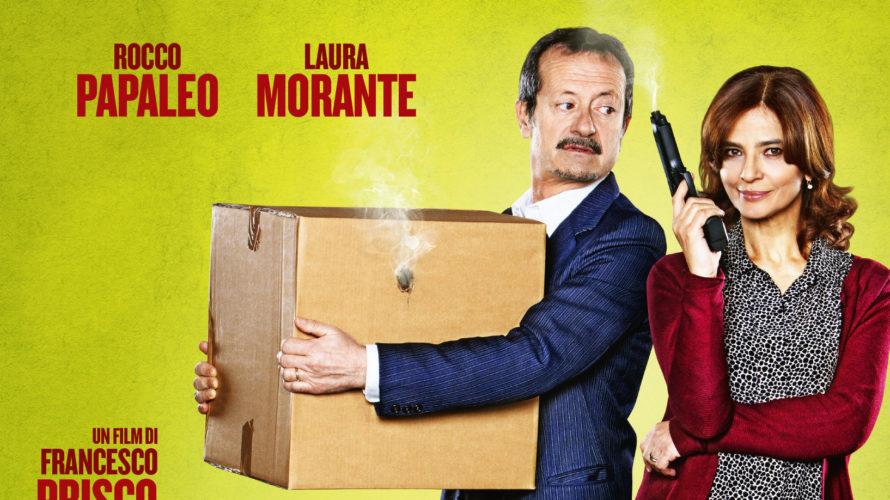 Bob & Marys – Criminali a domicilio, la divertente commedia diretta da Francesco Prisco (Nottetempo), è interpretata da un'inedita coppia d'eccezione: Rocco Papaleo e Laura Morante. Roberto (Rocco Papaleo) e […]