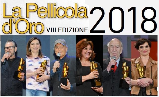 """Si svolgerà venerdì 4 maggio alle ore 20.30 presso il Teatro Italia – Via Bari, 18 a Roma, la cerimonia di premiazione della VIII^ edizione de """"La Pellicola d'Oro"""", il […]"""