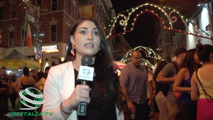 91st Anniversary of San Gennaro with Viola Manuela Ceccarini VIDEO:https://www.youtube.com/watch?v=gDKlckcGxuk SAN GENNARO FESTIVAL Interviews by Viola Manuela Ceccarini www.youtube.com hey there!! interviews by me for Si Italia TV at the […]