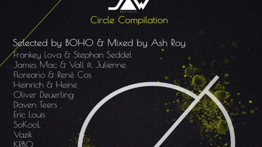 """""""Redux"""" di Frankye Lova e Seddel è una delle quattordici tracce presenti nella compilation Circle, selezionata da Boho, mixata da Ash Roy e in uscita lunedì 19 marzo 2018 per […]"""