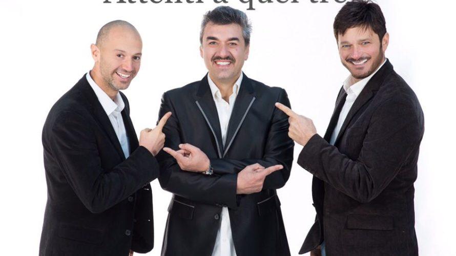 Il Trio.it, formato da Christian Panico tenore, reduce da successi in Russia, Aldo Bergamaschi tornato da Israele dove ha registrato il tutto esaurito in molti teatri e il cantautore Alex […]