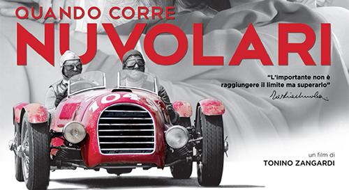 """Enzo Ferrari: """"Ilpilota che ho ammirato di più?Nuvolari"""" Quando corre Nuvolari, per introdurre l'ultimo lungometraggio diretto dal compianto Tonino Zangardi, ci sembra giusto riportare per intero la dichiarazione/sinossi del regista: […]"""