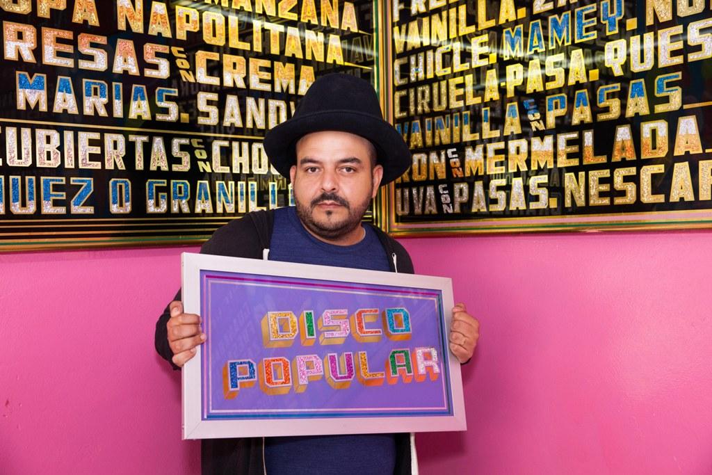 Camilo Lara (Mexican Institute of Sound)