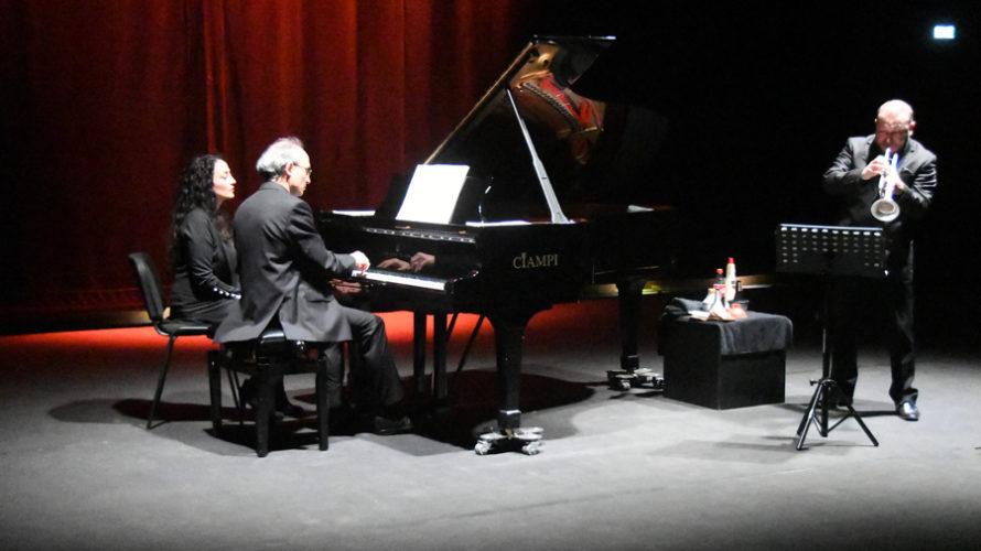 """Luca Seccafieno e Fabrizio Viti hanno tenuto con grande successo, nei giorni passati, un concerto molto particolare, tenutosi all'Auditorium Parco della Musica dal titolo """"Viti e Seccafieno"""". La loro attività […]"""