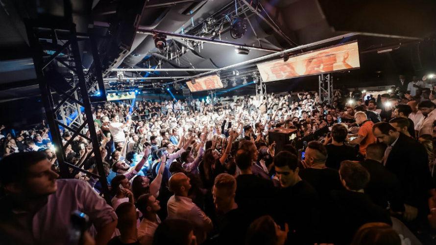 Dalla mezzanotte a cavallo tra sabato 23 e domenica 24 giugno 2018 il King's Club di Jesolo riparte come meglio non potrebbe: con un ospite davvero speciale e il compleanno […]