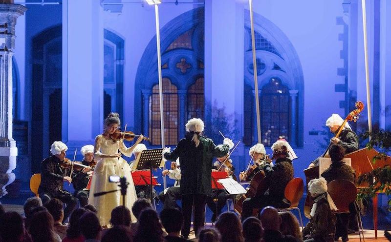 """Sabato 9 giugno alle 21 continua la rassegna musicale """"Le Note del Chiostro"""" all'interno del Complesso Monumentale di San Lorenzo Maggiore: l'Associazione """"Amici del '700 napoletano"""" reinterpreta e personalizza con […]"""