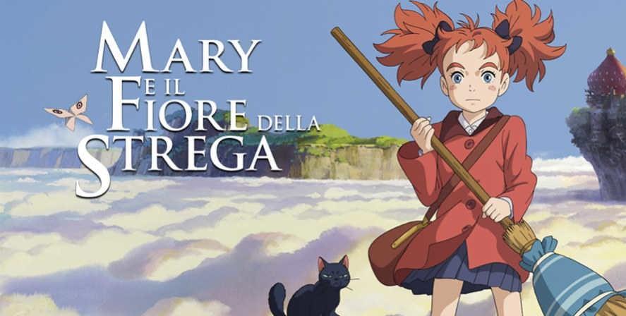 Mary, protagonista del lungometraggio d'animazione Mary e il fiore della strega, è costretta a trascorrere la sua ultima settimana di vacanze, prima dell'inizio della scuola, a casa di una vecchia […]