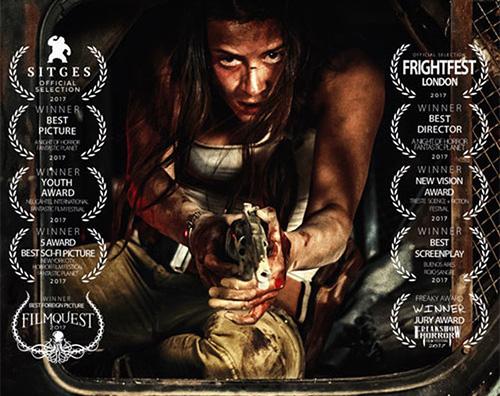 Autore, tra l'altro, di Frontiers – Ai confini dell'inferno e Hitman – L'assassino, è il francese Xavier Gens a figurare in qualità di produttore esecutivo di Hostile, che, primo lungometraggio […]