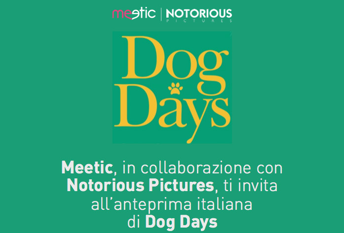 Dati alla mano, più di tre single su dieci possiedono un cane e il 30% degli utenti Meetic ne vorrebbe almeno uno come animale domestico. Ed è per questo che, […]