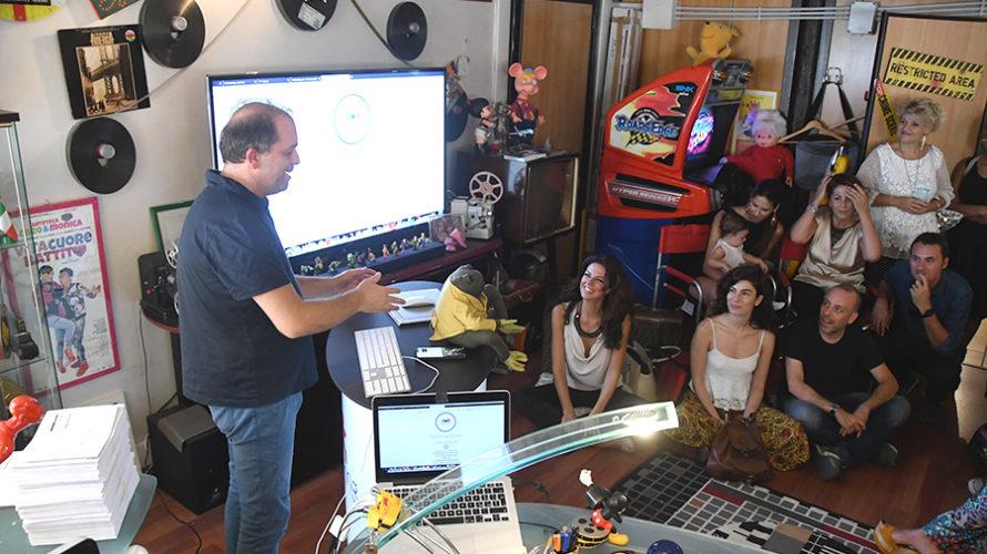CINEBOOKING.COM LA PRIMA PIATTAFORMA WEB 4.0 CON FUNZIONI DA METAMOTORE AD ISCRIZIONE GRATUITA DEDICATA AIPROFESSIONISTI TECNICI E ARTISTICI DEL CINEMA, TELEVISIONE, PUBBLICITÀ.E ARTISTICI DEL CINEMA, TELEVISIONE, PUBBLICITÀ.  Il progettoCinebooking.comideato […]