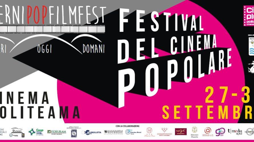 Nasce il Pop Film Fest – Festival del Cinema Popolare che si terrà a Terni dal 27 al 30 Settembre 2018. Grazie al Cityplex Politeama e a Michele Castellani, direttore […]