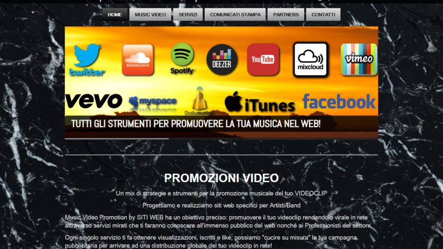 Al giorno d'oggi non è semplice scegliere la strada giusta per promuovere videoclip musicali, renderli virali in rete. Oggi siamo in compagnia di Stefano Chelli, titolare della web agency SITI […]