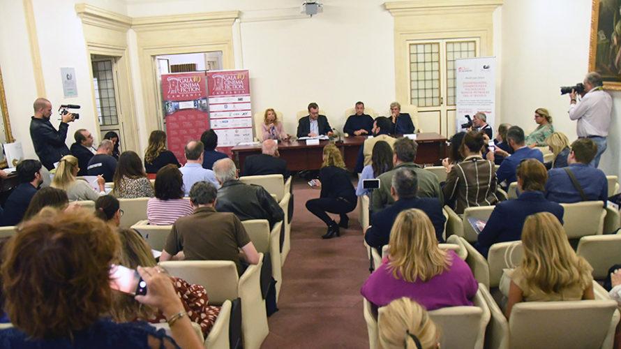Presentato a Roma presso università telematica Pegaso la X edizione del Gala del Cinema e della Fiction in Campania,un concept originale e costruttivo di grande interesse per lo sviluppo del […]