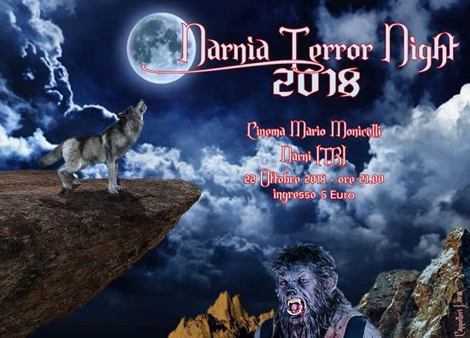 Torna per la sesta edizione Narnia Terror Night, rassegna a cura di Eros Bosi dedicata al cinema horror indipendente italiano. La rassegna si svolgerà presso il cinema Mario Monicelli di […]