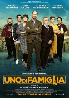 """Sabato 27 ottobre alle ore 21:15 presso l'UCI Cinemas di Parco Leonardo, si terrà l'evento per la proiezione con cast del film commedia distribuito dalla Warner Bros. """"Uno di Famiglia"""". […]"""