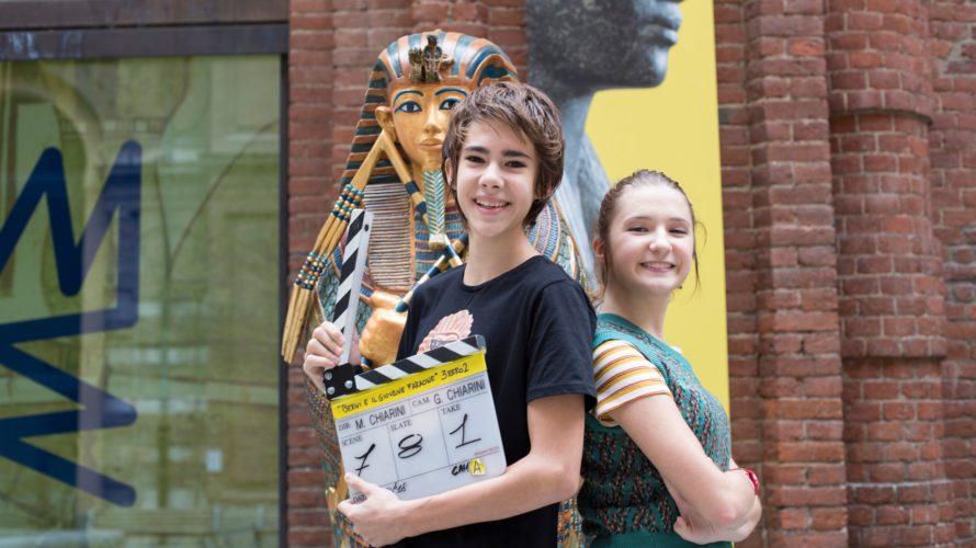 Un'amicizia speciale e magica quella di Berni e il giovane faraone, storia diretta da Marco Chiarini in un lungometraggio prodotto da 3ZERO2 e The Walt Disney Company Italia con il […]