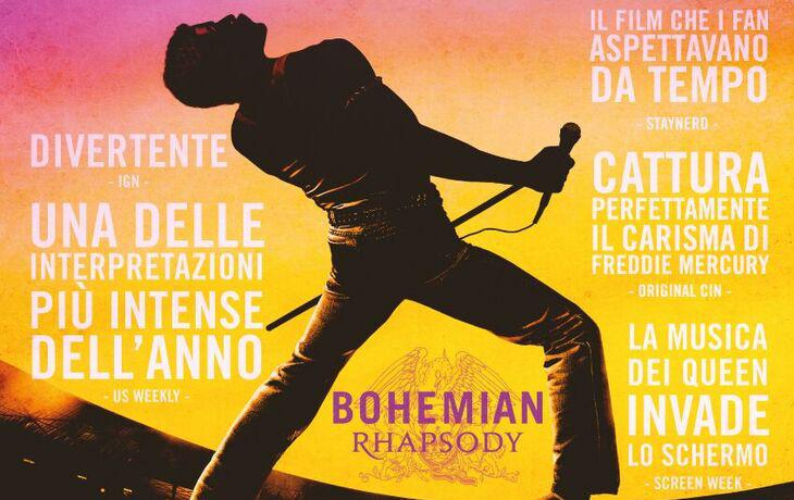 Bohemian rhapsodyè il biopic dedicato a Freddie Mercury, indimenticabile frontman dei Queen e – oggettivamente – leggenda del mondo musicale. Il lungometraggio ha suscitato in stampa e spettatori grandissime aspettative, […]