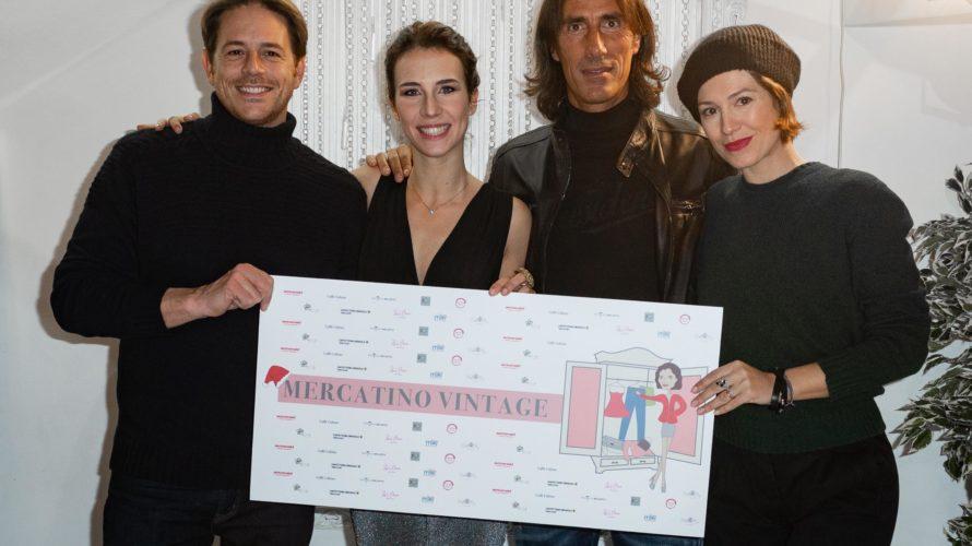 Si è tenuto il 14 dicembre alle ore 18.30 presso la Boutique floreale di Flavia Bruni nel cuore della Balduina il Mercatino vintage organizzato ed ideato dall'attrice e conduttrice Michelle […]