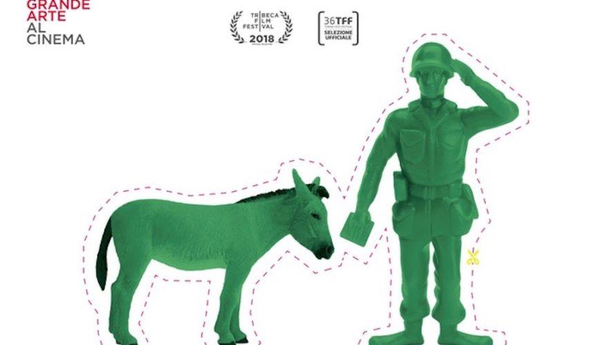 La stagione Grande Arte al Cinema porta sul grande schermo L'uomo che rubò Banksy, dedicato al noto street artist inglese Banksy, per la regia di Marco Proserpio. È il 2007 […]