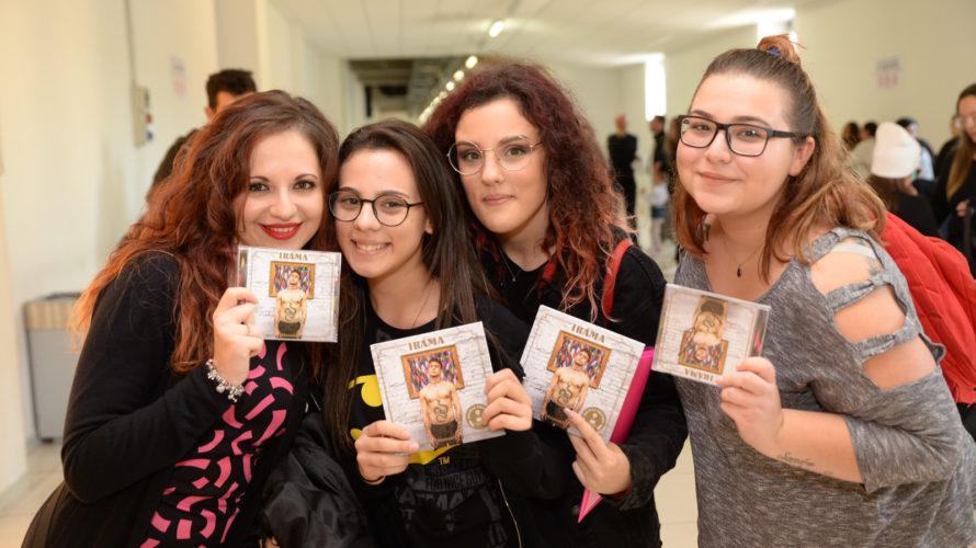 Dieci giorni fa, Giovedì 22 Novembre, alle ore 17.00 è arrivata al centro commerciale Parco Leonardo la talentuosa star Irama con il suo nuovo album ''GIOVANI'' uscito il 19 ottobre […]