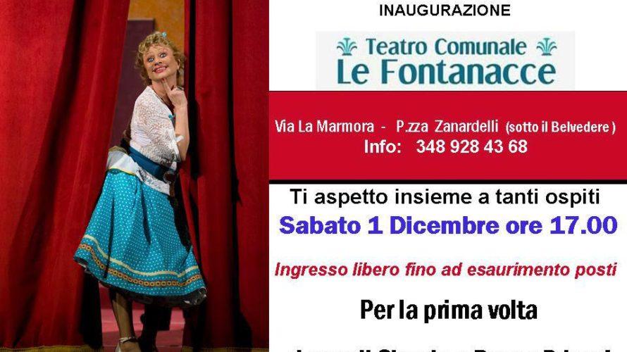 Amici di Rocca Priora e Colle di Fuori, benvenuti nel nostro fantastico mondo teatrale. Sono Luciana Frazzetto, un'attrice professionista. Vivo a Rocca Priora da circa sedici anni, e insieme a […]