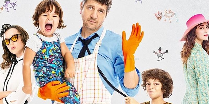 Ricordate il Mister mamma che, firmato nel 1983 da Stan Dragoti vide un improvvisamente licenziato Michael Keaton trovarsi a dover accudire i tre piccoli figli in casa mentre la moglie, […]