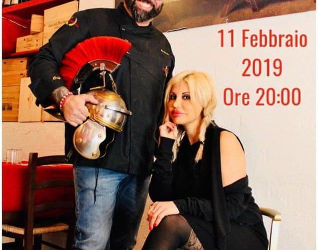 """Lunedì 11 febbraio spettacolo """"Veronica ed Io"""" dal libro su Veronica Franco, ai Due Cesari A cena con Veronica Franco. Per scoprire la vita della cortigiana Honesta del '500 veneziano, […]"""