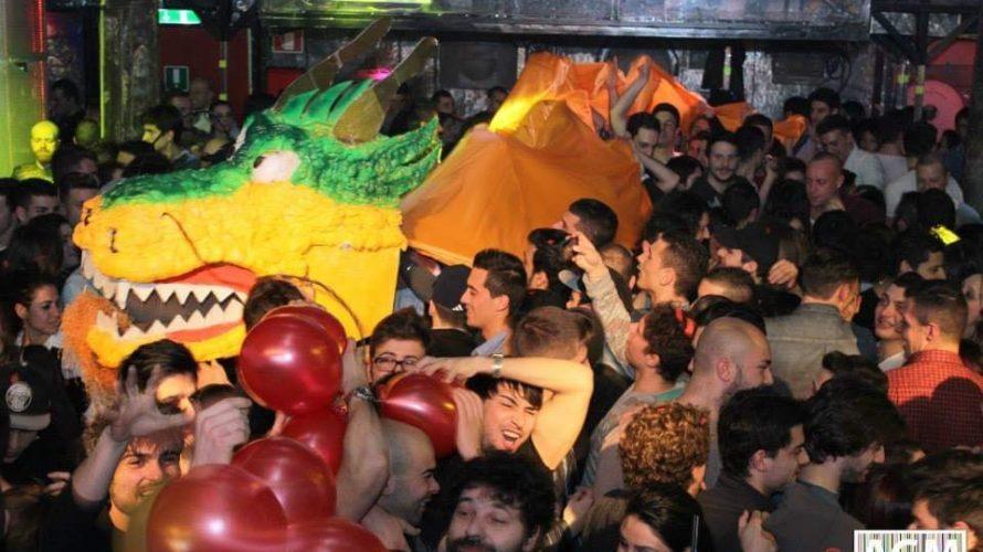 Any Given Monday, il party disco più popoloso della Capitale torna al Qube e inaugura la decima stagione con il Capodanno Cinese. Tutto pronto per la serata inaugurale di AGM […]