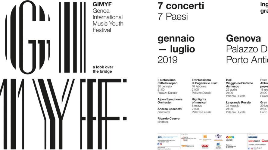 Genova come epicentro culturale mondiale: è questo il filo conduttore della prima edizione del Genoa International Music Youth Festival (GIMYF), evento nato da un'idea dell'Associazione Internazionale delle Culture Unite (AICU) […]
