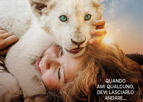 Direttamente dalla Festa del Cinema di Roma – all'interno della Selezione Ufficiale – arriva nelle sale italiane Mia e il leone bianco, diretto dal regista sudafricano Gilles De Maistre e […]