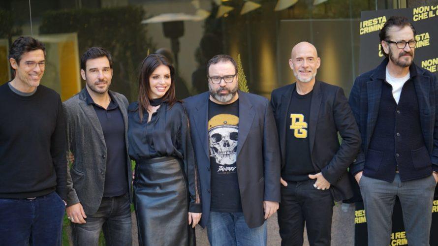 Comunicato Stampa L'Uci Cinemas di Parco Leonardo inaugura il 2019 all'insegna di una nuova presentazione cinematografica. Domenica 13 Gennaio alle ore 19:20, ad accogliere il cast al completo del film, […]